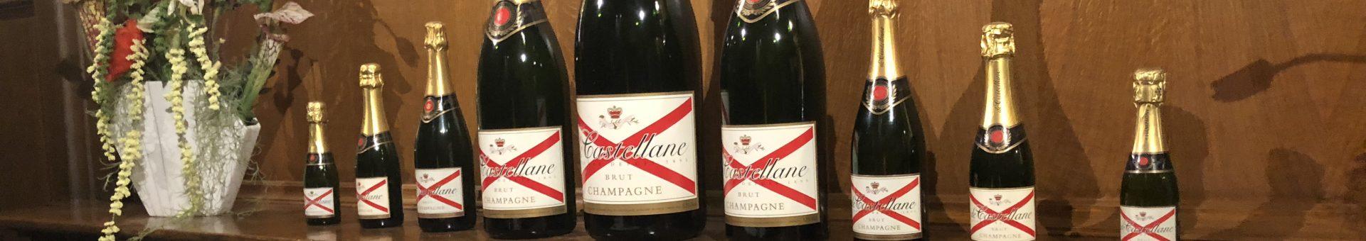 Flesje Champagne